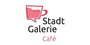 Logo StadtGalerie Café