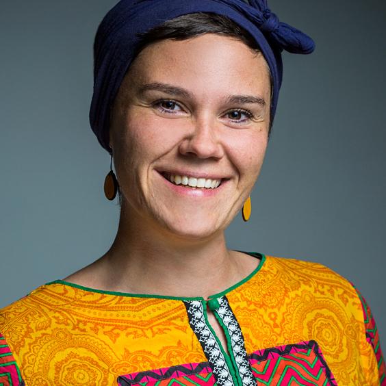 Profilbild Nadine Fels Internationale Frauengruppe