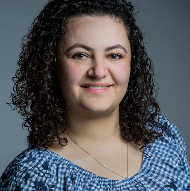 Profilbild Nermeen Alkhodari Kursleitung