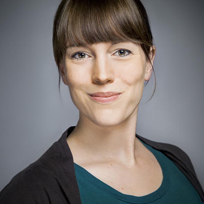 Profilbild Sara Josef Geschäftsführung