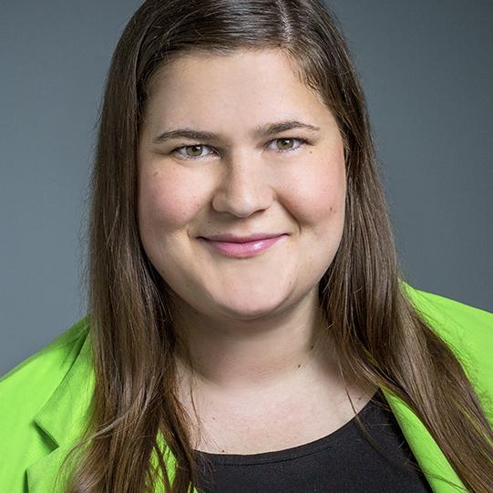 Profilbild Therese Heise Bildungsarbeit