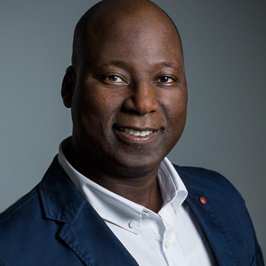Profilbild Boubacar Sokona Finanzvorstand