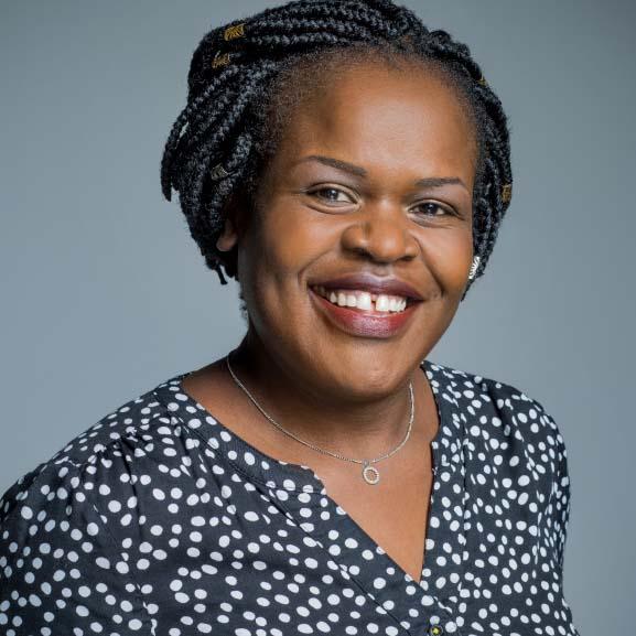 Profilbild Joyce Wendo Beisitzerin