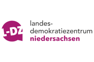 Logo Landes-Demokratiezentrum Niedersachsen